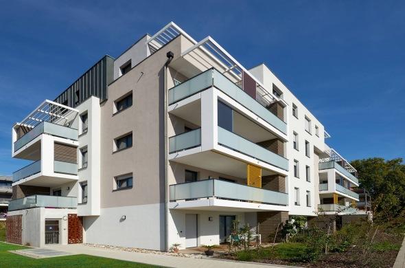 Camaielles II Alcys appartement neuf