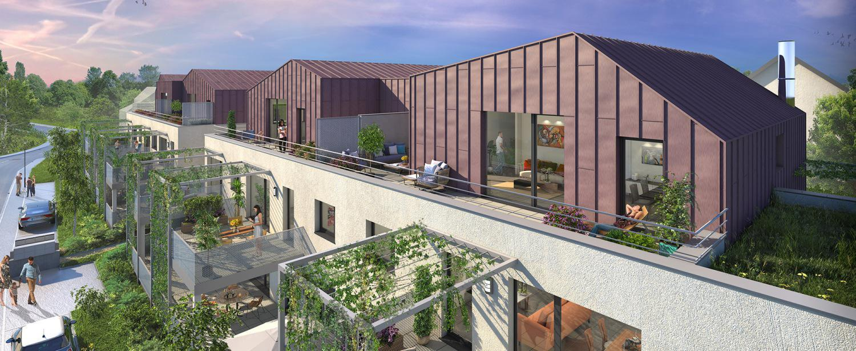 ALCYS-TERRASSES DE L'ADRET-appartement neuf Ernolsheim