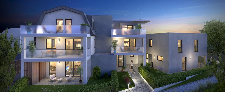 ALCYS-LINOTTES-appartement neuf Strasbourg Ganzau
