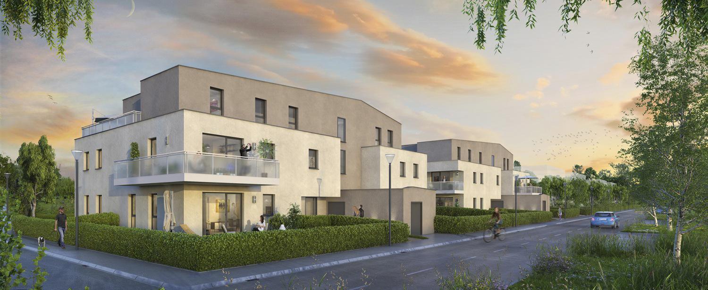 ALCYS-VILLAS ALTERMYS-appartement neuf Oberhoffen sur Moder