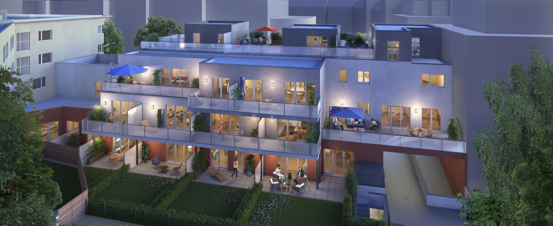 Appartement neuf Saint-Sauveur Mulhouse Fonderie