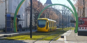 Tram Mulhouse Saint-Sauveur