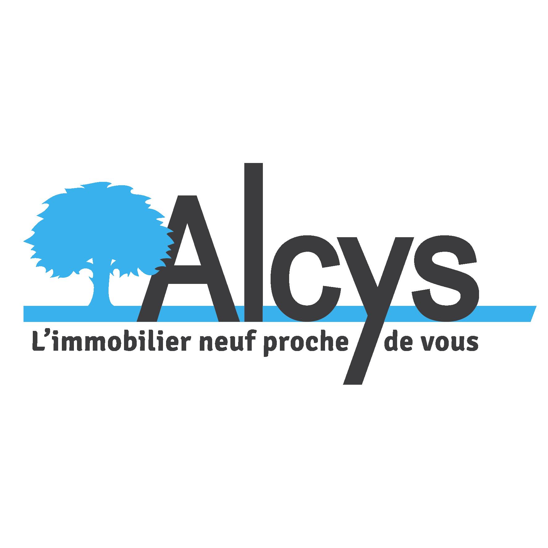 Logo Alcys bleu | Résidence le Clos Saint-Jean - Alcys Réalisations