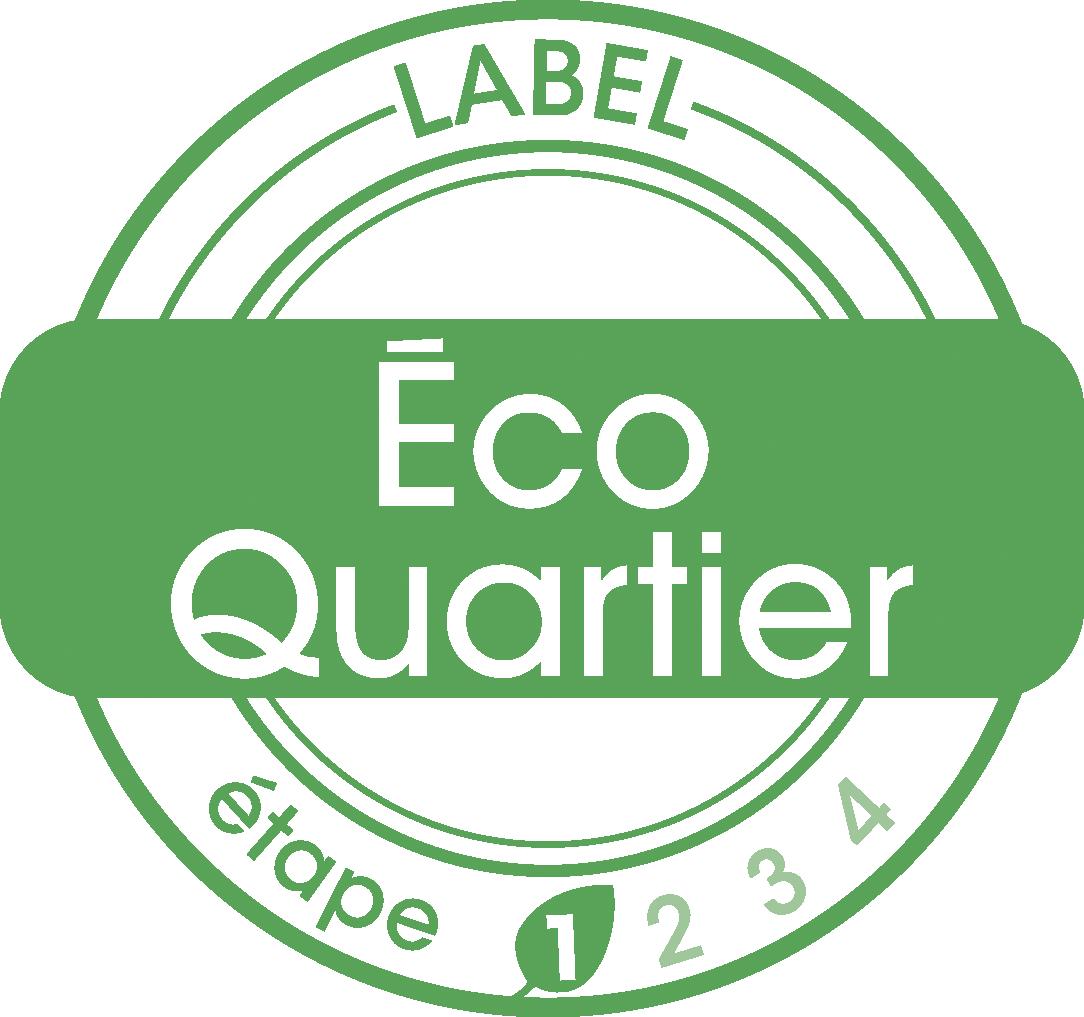 Logo Eco quartier | Résidence Havah - Alcys Réalisations