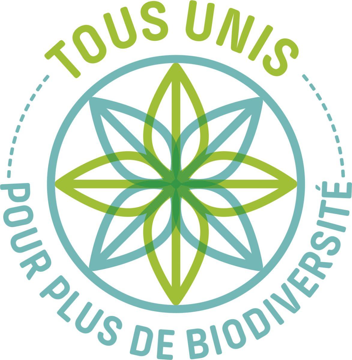 Logo Tous Unis pour plus de Biodiversité - Alcys Réalisations